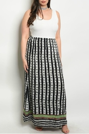 Angela Maxi Tank Dress - Product Mini Image