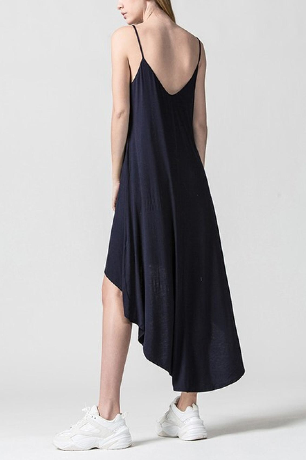 Double Zero Tank Dress - Front Cropped Image
