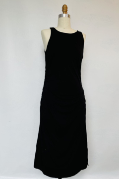 River + Sky  Tank Top Dress with Ruche Side Detail - Alternate List Image