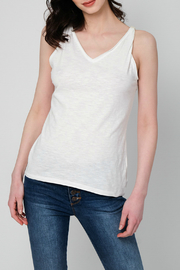 Best Mountain Tank with Gold Shoulder Band - Product Mini Image