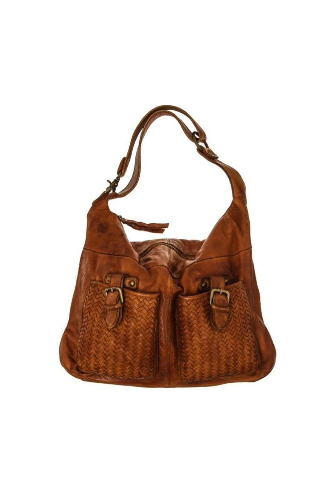 c17082c82075 Tano Woven Bag from Pittsburgh by Roberta Weissburg Leathers ...