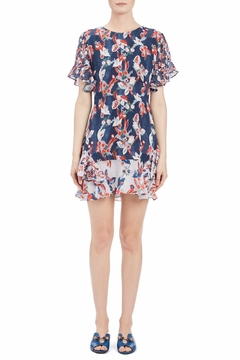 Tanya Taylor Lissy Silk Dress - Product List Image
