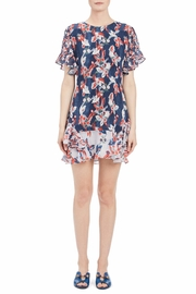 Tanya Taylor Lissy Silk Dress - Front cropped