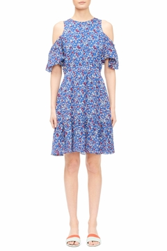 Tanya Taylor Shiloh Floral Dress - Product List Image