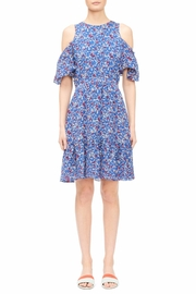 Tanya Taylor Shiloh Floral Dress - Product Mini Image