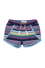 Appaman Tao Striped Shorts - Front cropped