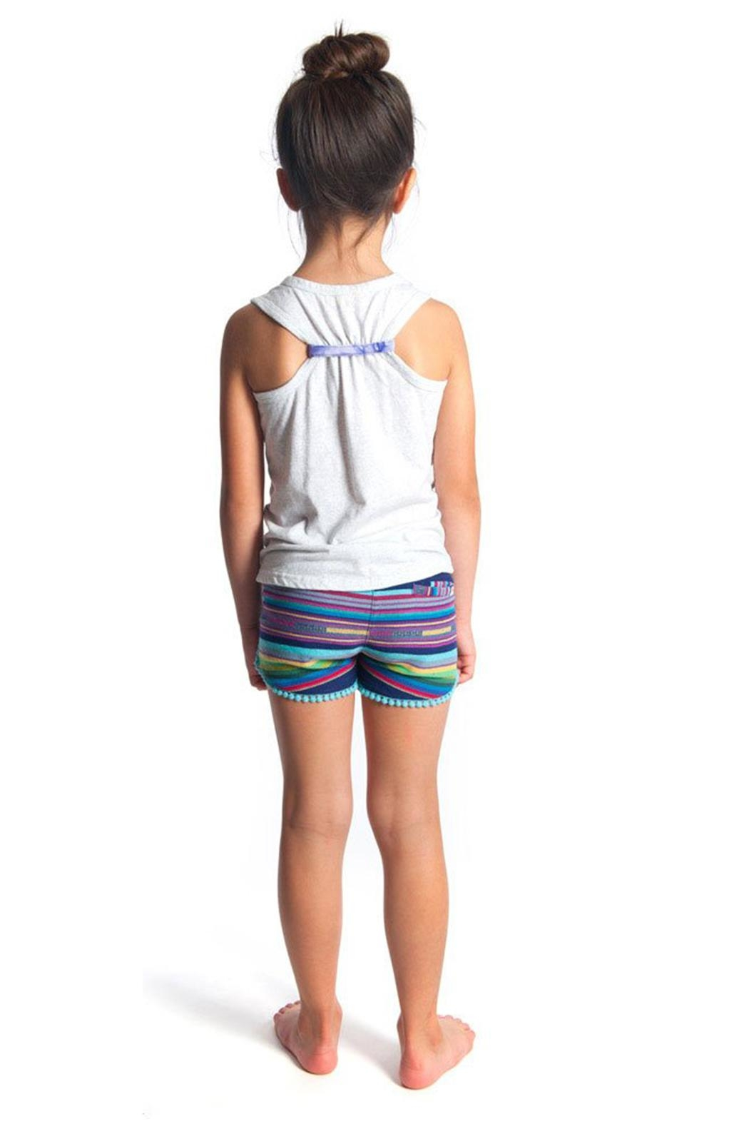Appaman Tao Striped Shorts - Side Cropped Image
