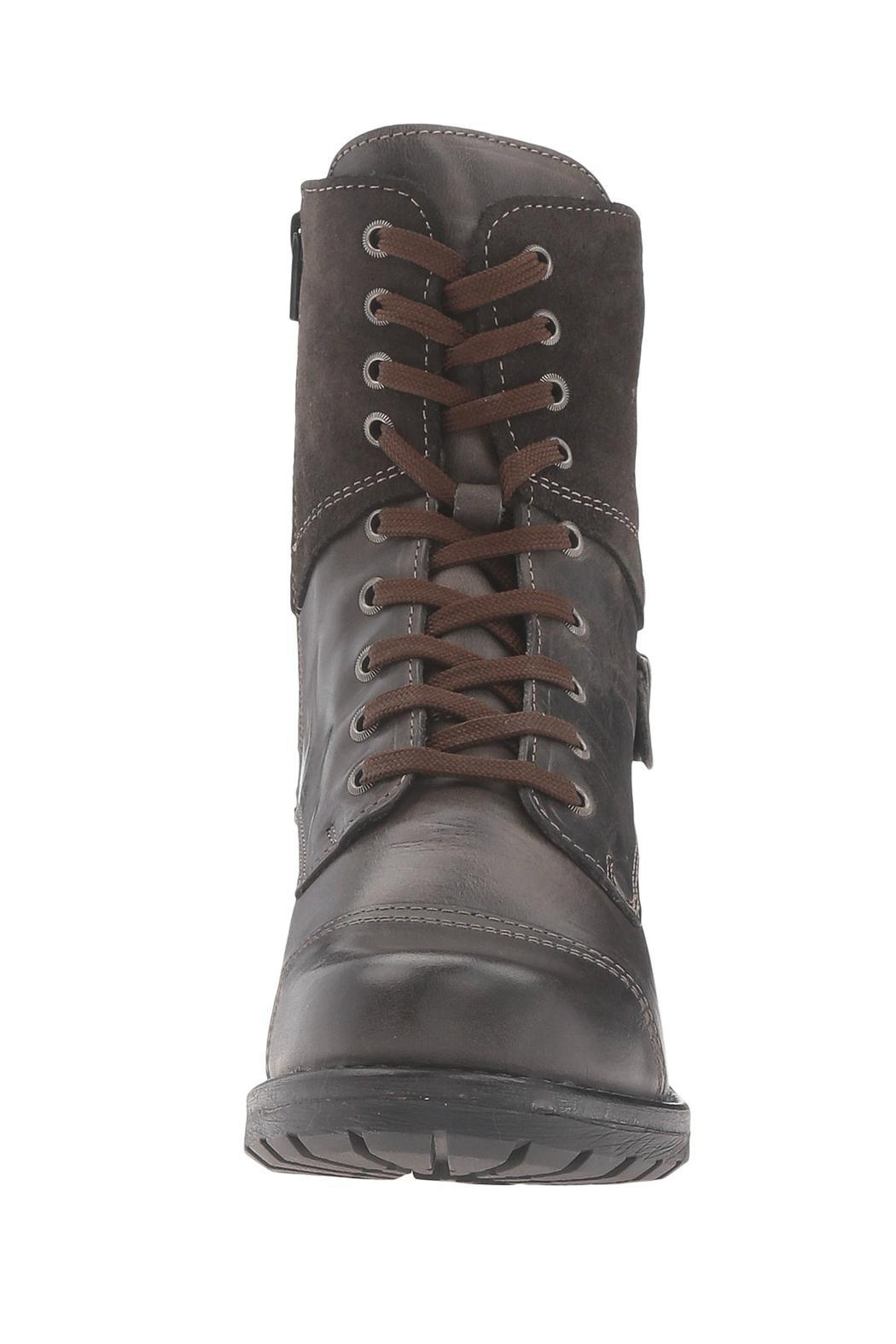 Taos Crave Lace-Up Boot from Branford by Shoetique — Shoptiques