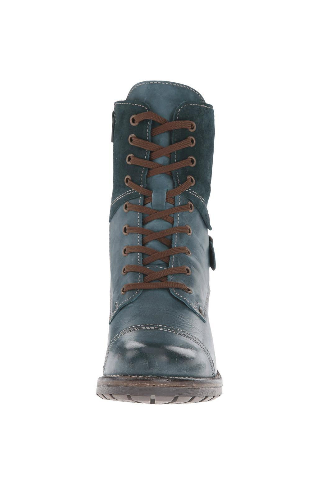 Back lace up boots - Taos Crave Lace Up Boot Back Cropped Image