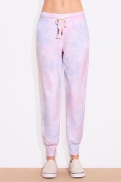 Sundry Tie Dye Tapered Sweatpant - Product List Image