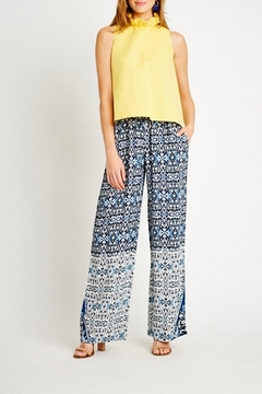 Shoptiques Product: Tapestry Drawstring Pants