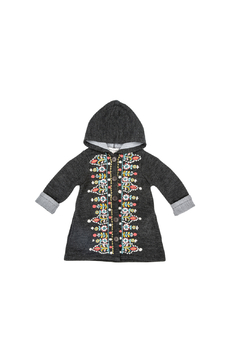 Mimi and Maggie Tapestry Embroidered Coat - Alternate List Image
