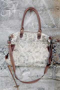 Chloe & Lex Tapestry Traveler Tote - Product List Image