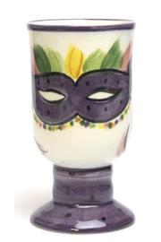 Tara Collections Mardi-Gras Mask Mug - Product Mini Image