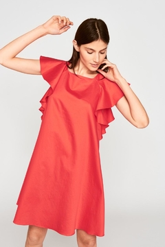 Tara Jarmon Poppy Cotton Dress - Product List Image