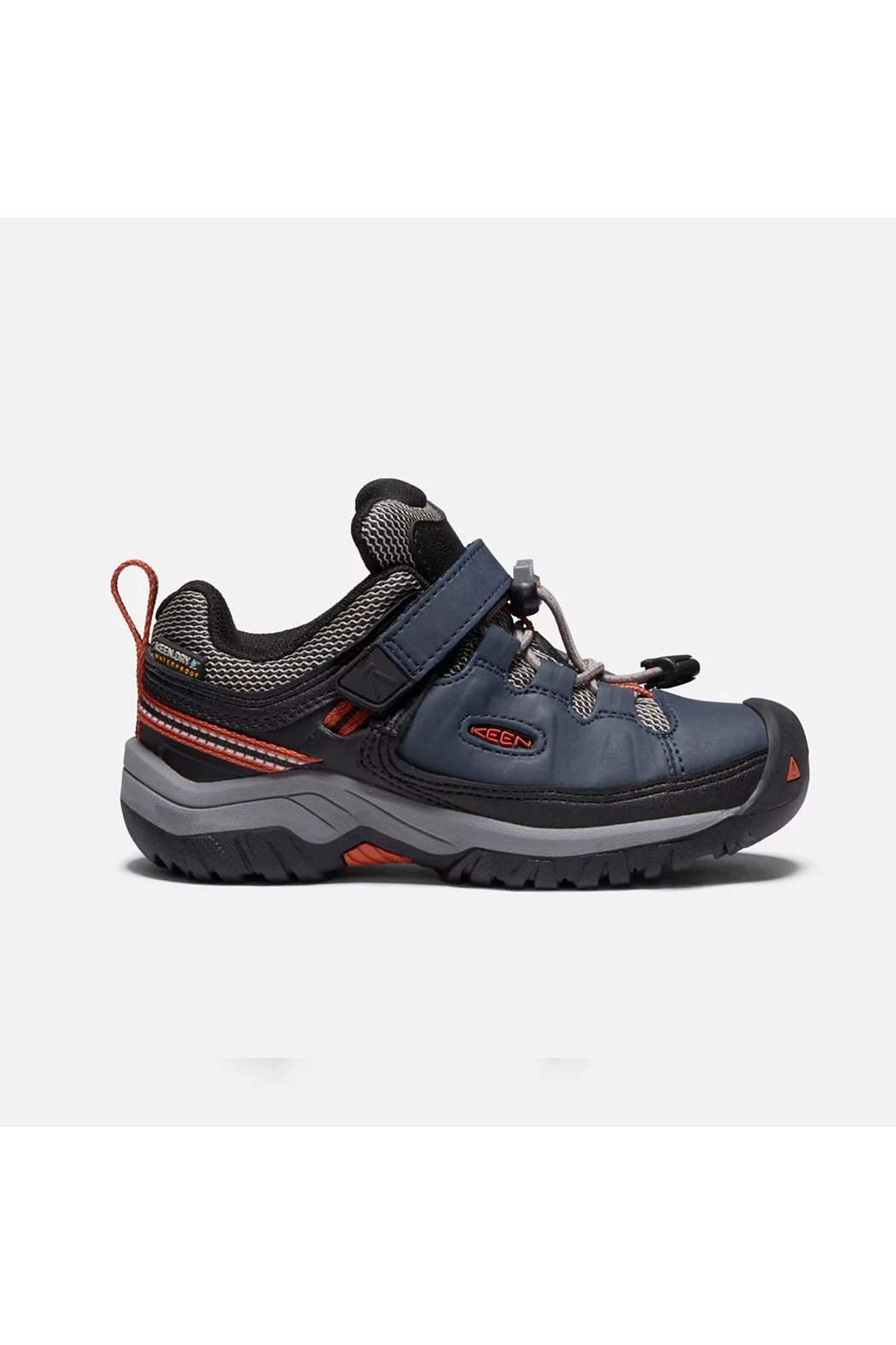 Keen Targhee Low Waterproof Child - Front Cropped Image