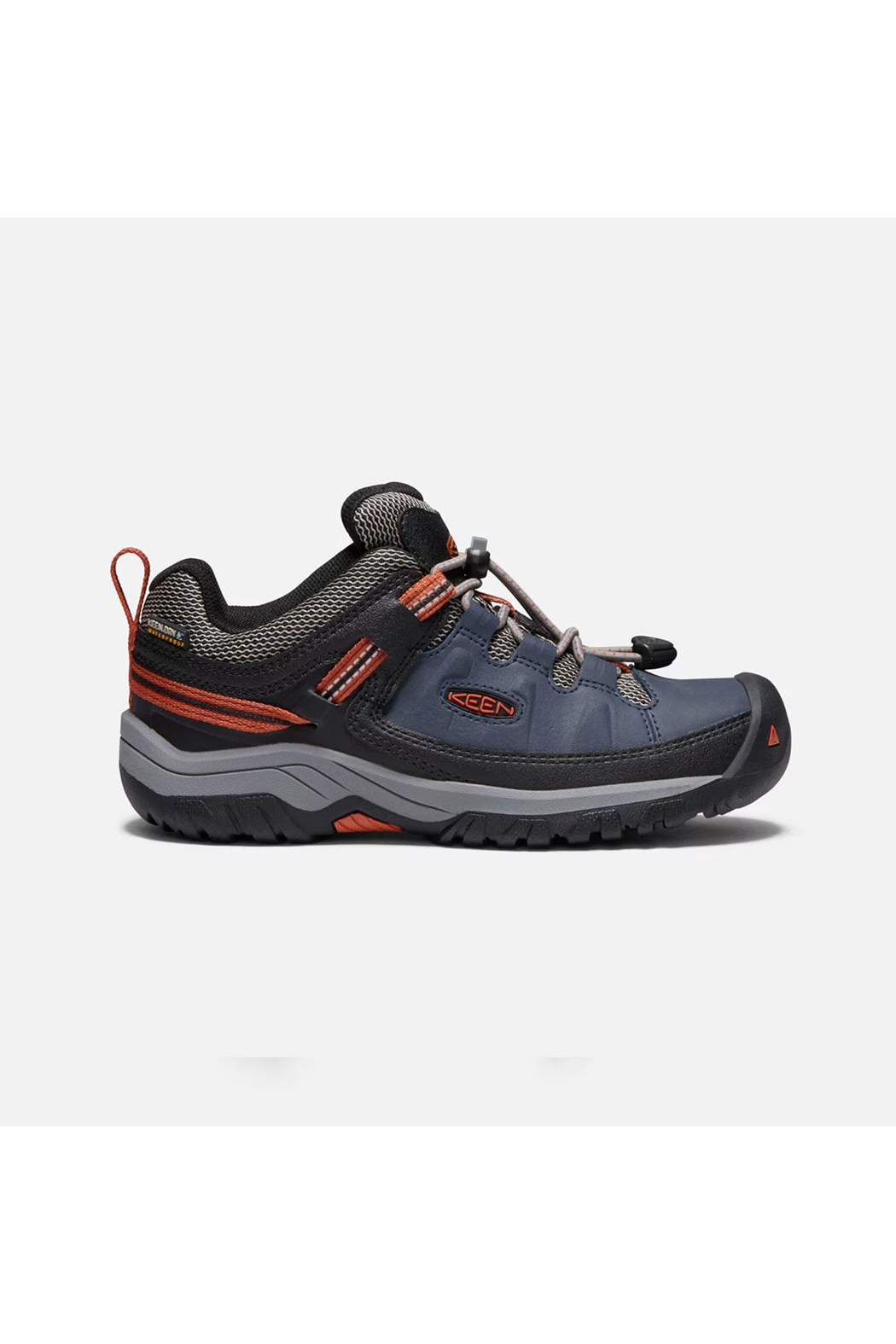 Keen Targhee Low Waterproof Youth - Front Cropped Image