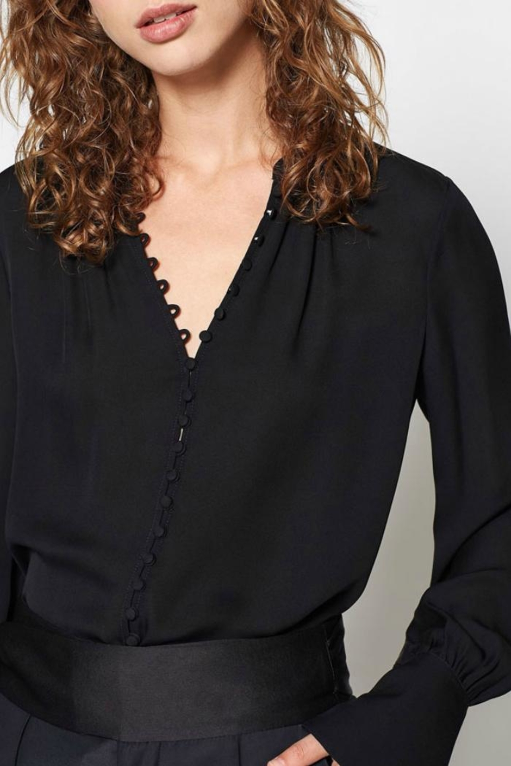 Joie Tariana Blouse - Front Full Image