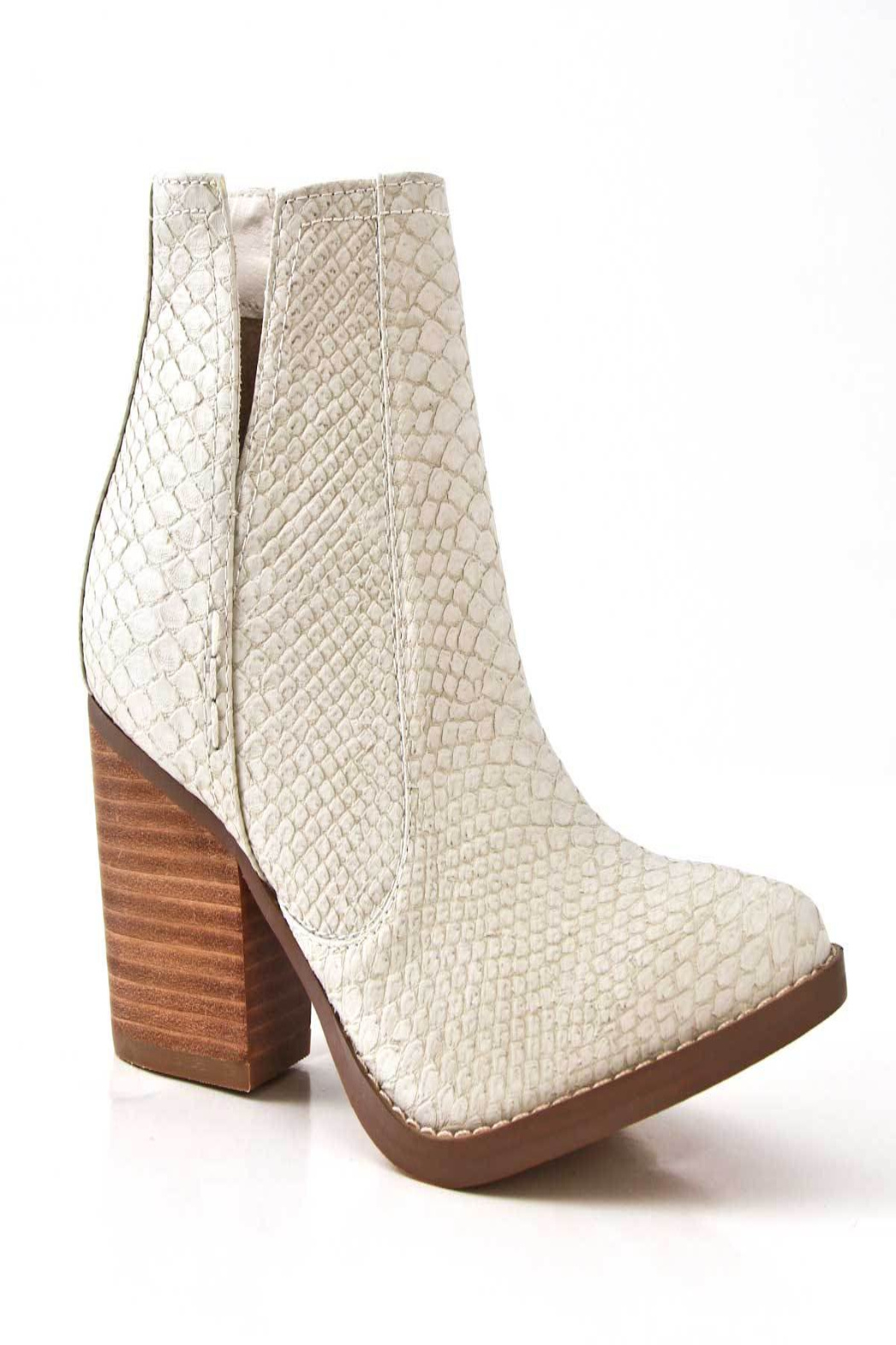 Not Rated Tarim Bootie - Front Cropped Image