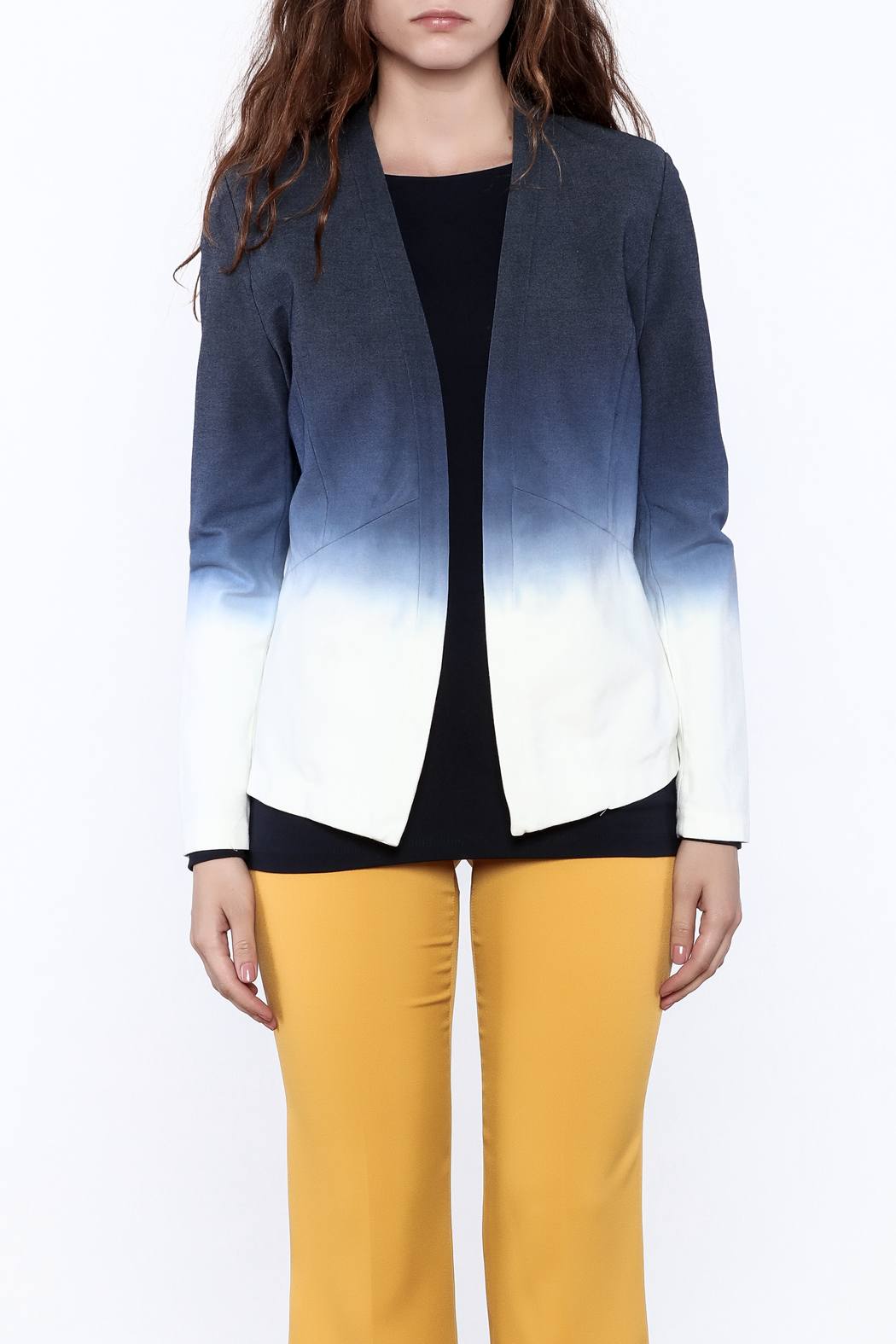 Tart Collections Annabella Blazer - Side Cropped Image