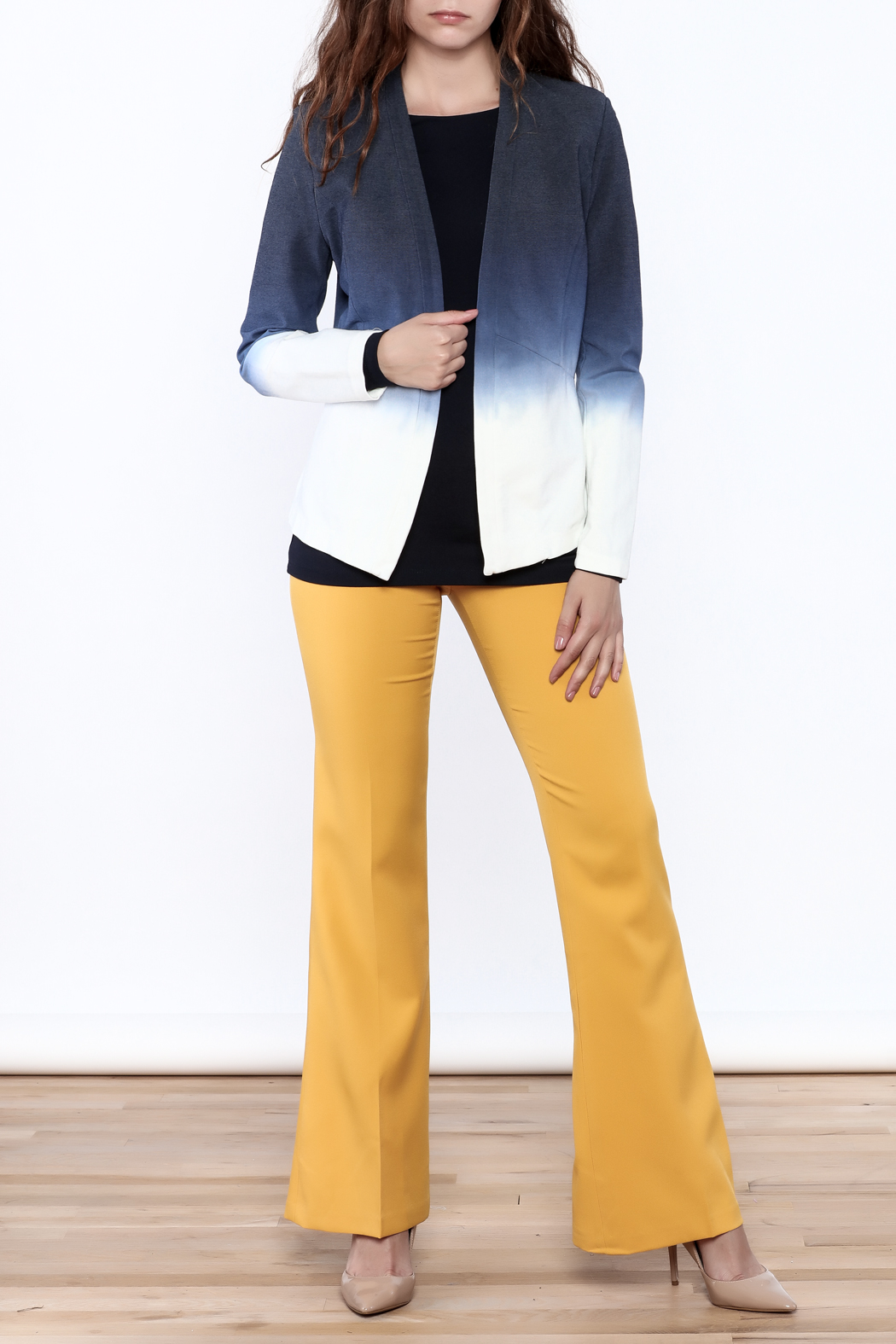 Tart Collections Annabella Blazer - Front Full Image