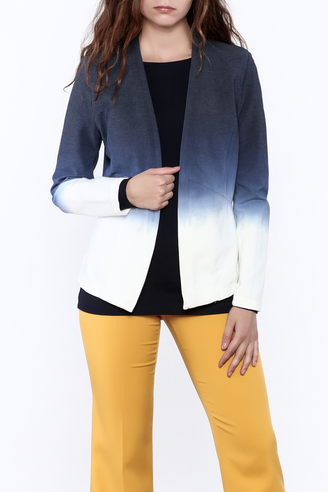 Tart Collections Annabella Blazer - Front Cropped Image