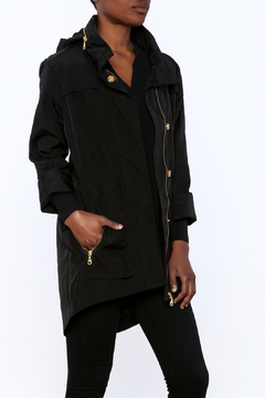 Tart Collections Black Long Jacket - Product List Image
