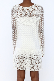 Tart Collections Sheer Cover Up - Back cropped