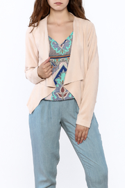Tart Collections Open Front Jacket - Front cropped