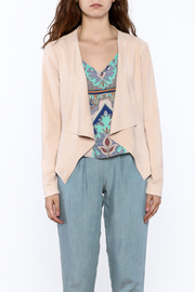 Tart Collections Open Front Jacket - Side cropped