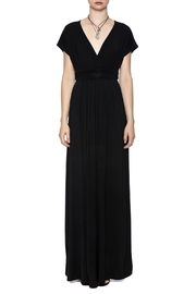 Tart Collections Empire Maxi Dress - Front cropped