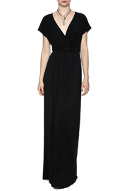 Tart Collections Empire Maxi Dress - Front full body