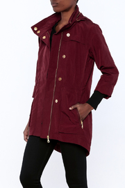Tart Collections Wine Corey Jacket - Product Mini Image