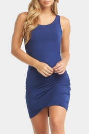 Tart Collections Tart Ruched Dress - Front cropped