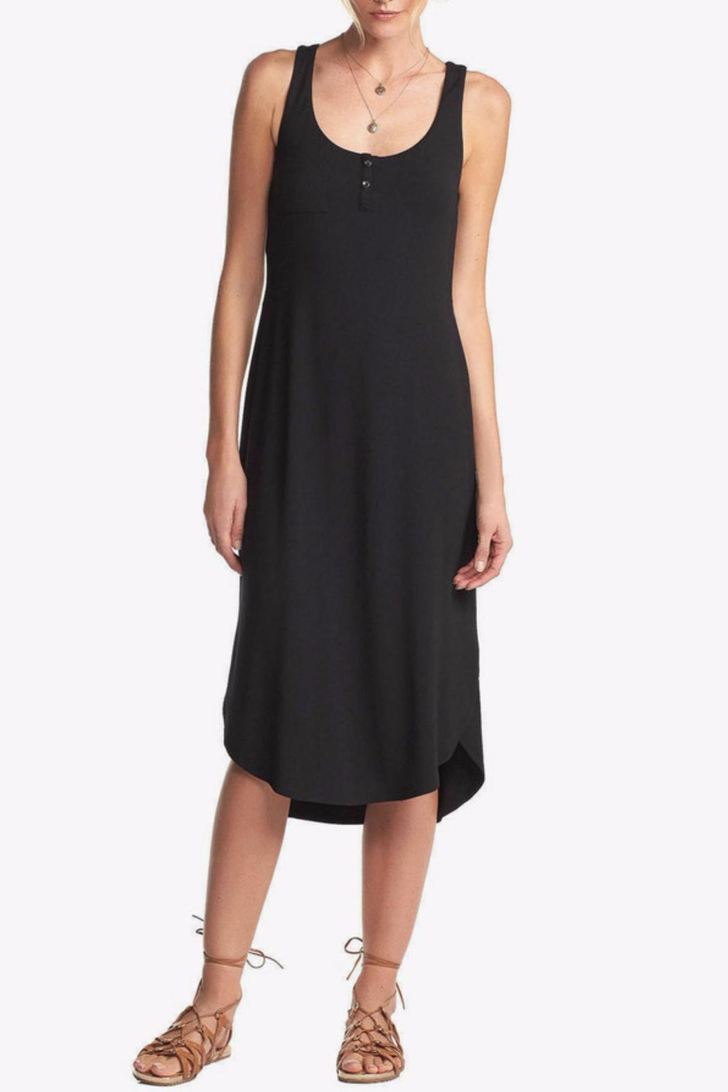 Tart Collections Agatha Midi Dress - Side Cropped Image