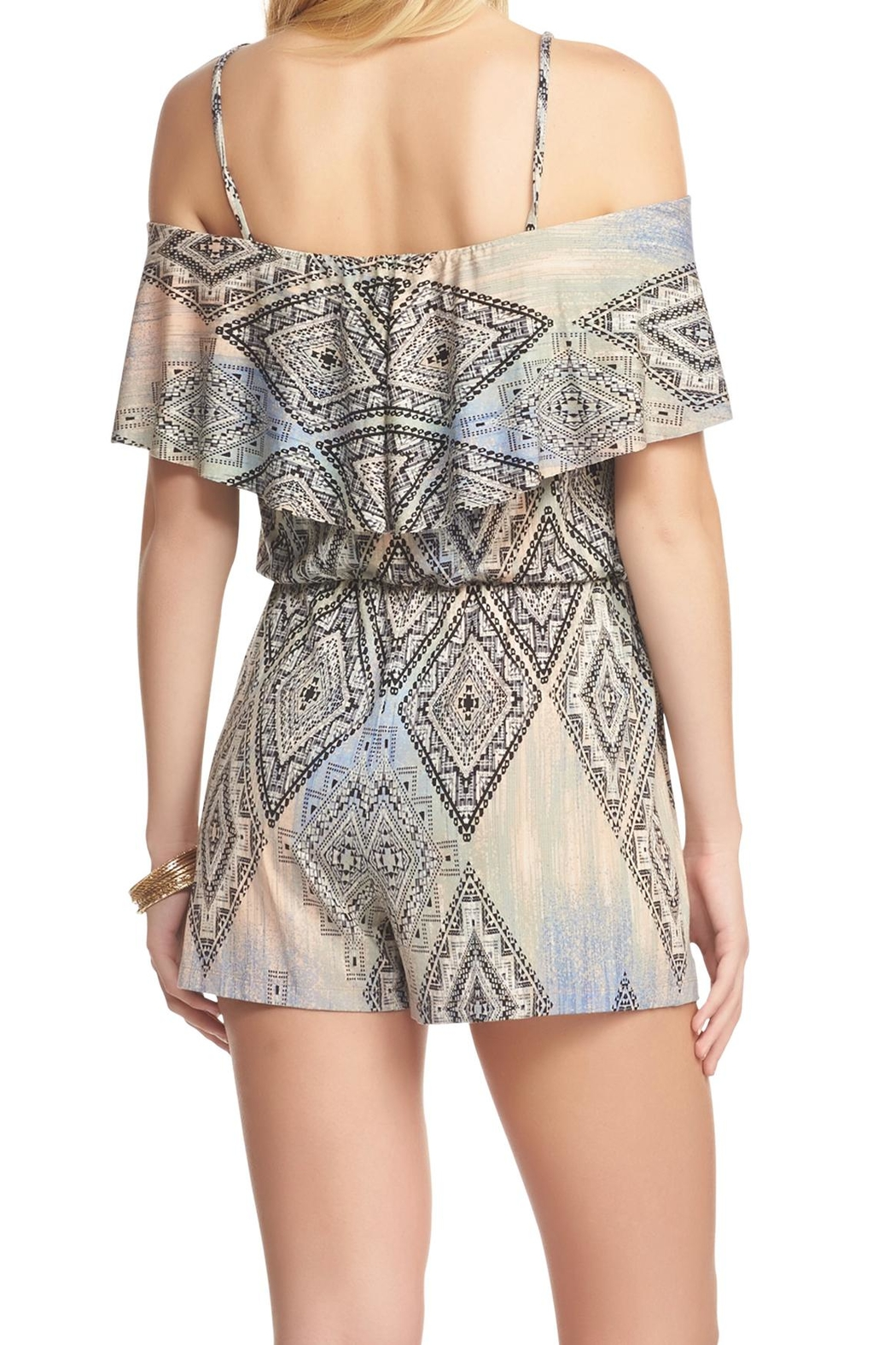 Tart Collections Aztec Romper - Front Full Image
