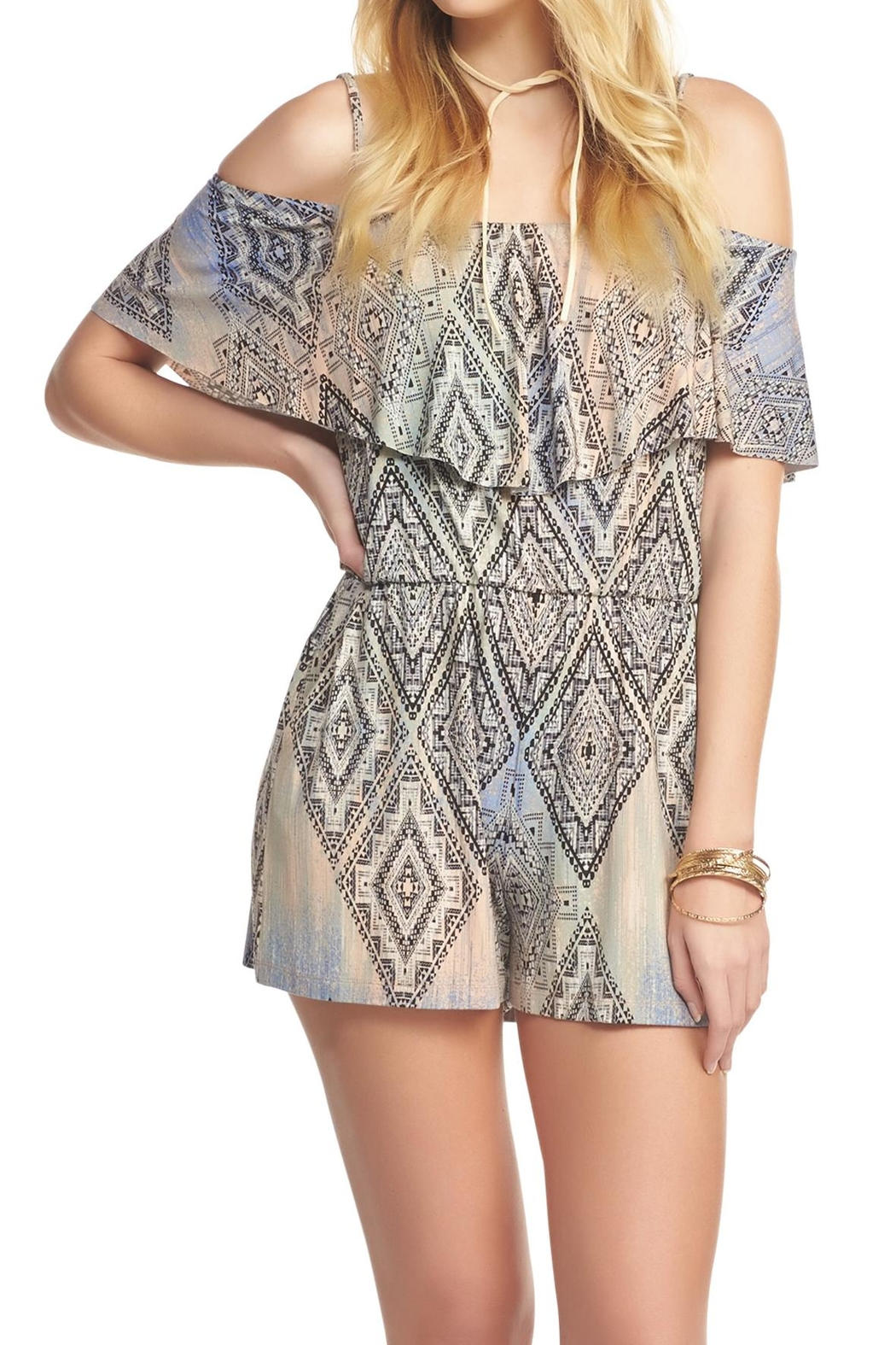 Tart Collections Aztec Romper - Main Image