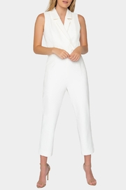 Tart Collections Belted Jumpsuit - Front cropped