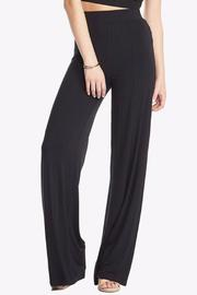 Tart Collections Black Pants - Front cropped