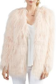 Tart Collections Blush Faux Fur - Front cropped