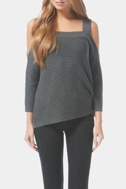 Tart Collections Cold Shoulder Sweater - Product Mini Image