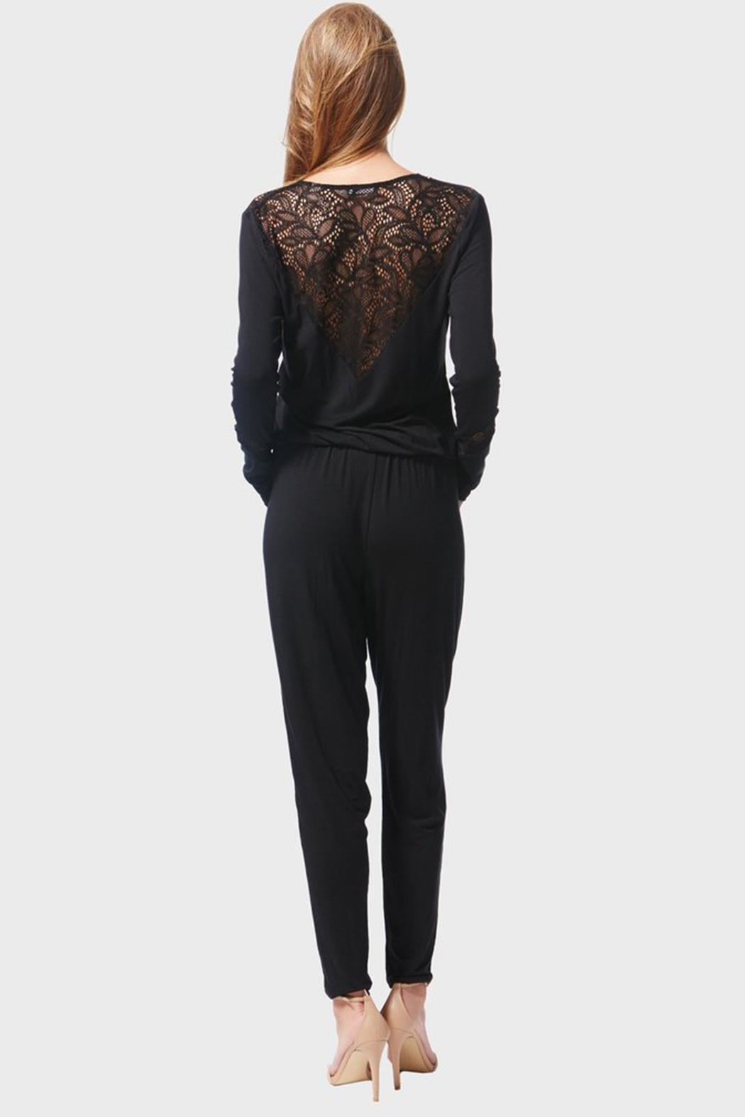 Tart Collections Ezme Jumpsuit - Side Cropped Image