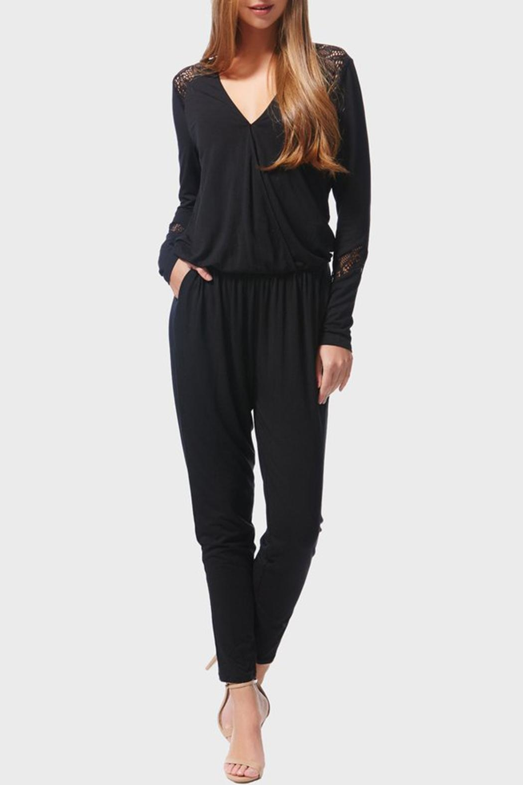 Tart Collections Ezme Jumpsuit - Front Cropped Image