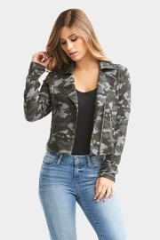 Tart Collections Gracia Camo Jacket - Front full body