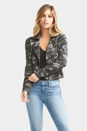 Tart Collections Gracia Camo Jacket - Front cropped
