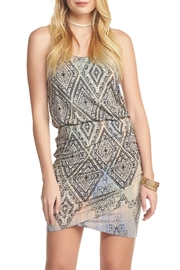 Tart Collections Jan Dress Aztec - Front cropped