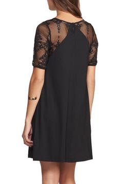 Shoptiques Product: Lace Short Sleeve Dress