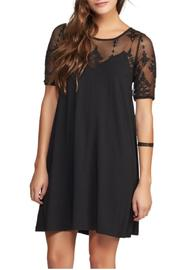 Tart Collections Lace Short Sleeve Dress - Product Mini Image
