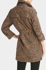 Tart Collections Leopard Printed Anorak - Side cropped