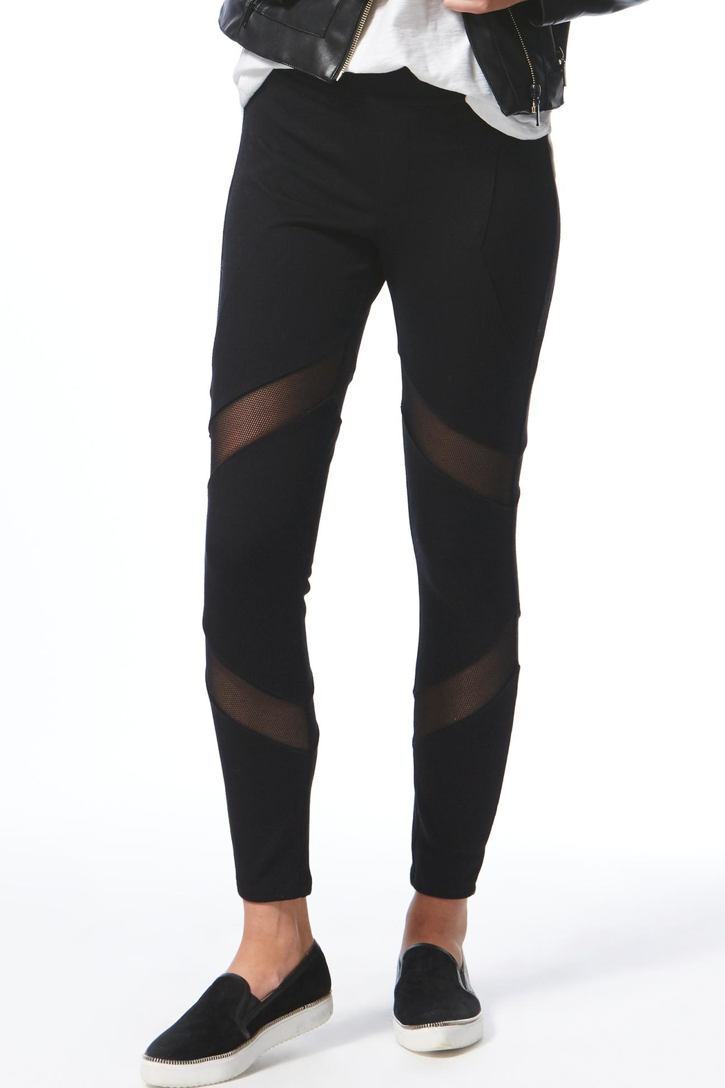 Tart Collections Nash Pant Leggings - Front Cropped Image